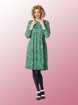 Almina's Best Dress Green