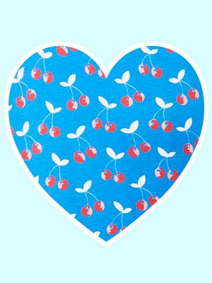 Hella Cherry Love & Penelope Cherry Love detalje