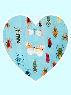 Soffi's Beetle & Tabita's Beetle detalje