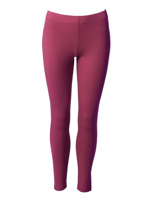 Leggings long rosa