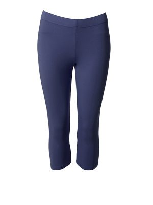 Leggings short blue