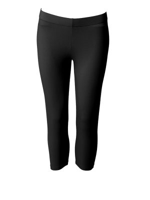Leggings short black
