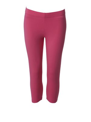 Leggings short pink