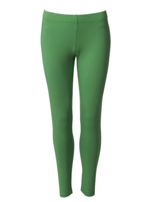 Leggings long green