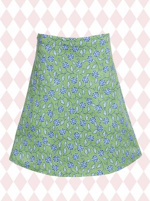 Sofias Green Skirt (Delivered in March)