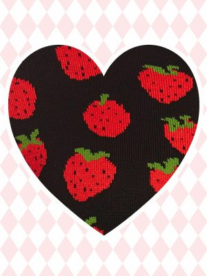 Betty Black Strawberry