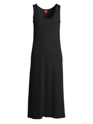 Rikkes Basic Dress Black