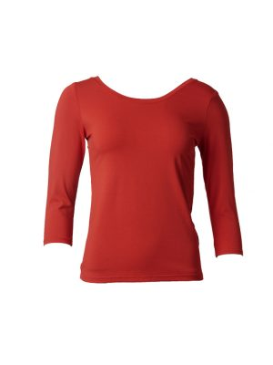 Trinnis T Shirt Red