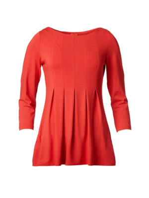 DUALLIE BLOUSE RED