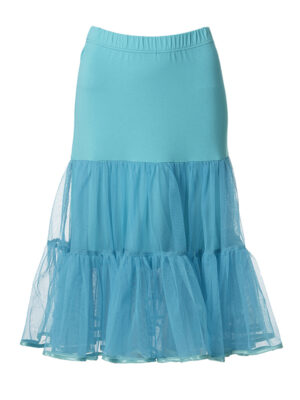 DUDODOS PARTY SKIRT TURQUOISE