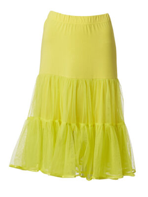 DUDODOS PARTY SKIRT YELLOW