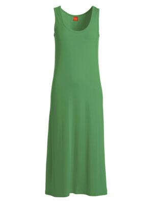 DURIKKES BASIC DRESS DARK GREEN